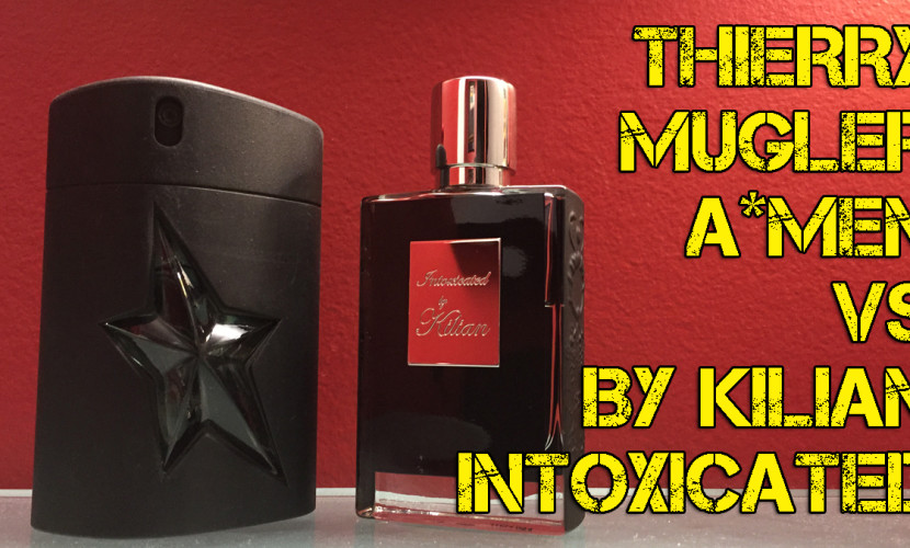 Thierry Mugler A*Men vs By Kilian Intoxicated Review