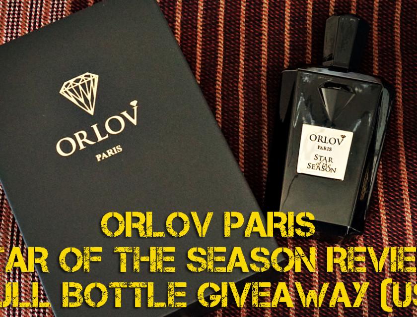 Orlov_Paris_Star_Of_The_Season_Fragrance_Review