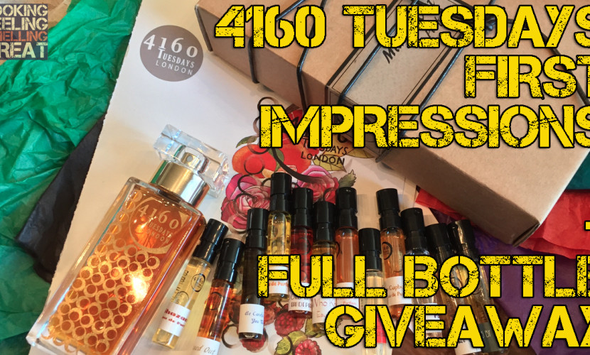 4160 Tuesdays First Impressions Reviews