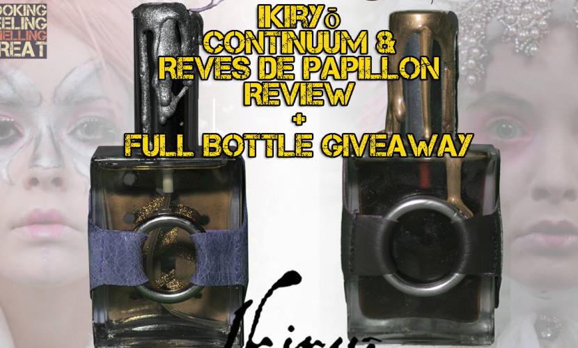 Ikiryō_Continuum_Reve_de_Papillon_Perfume_Review