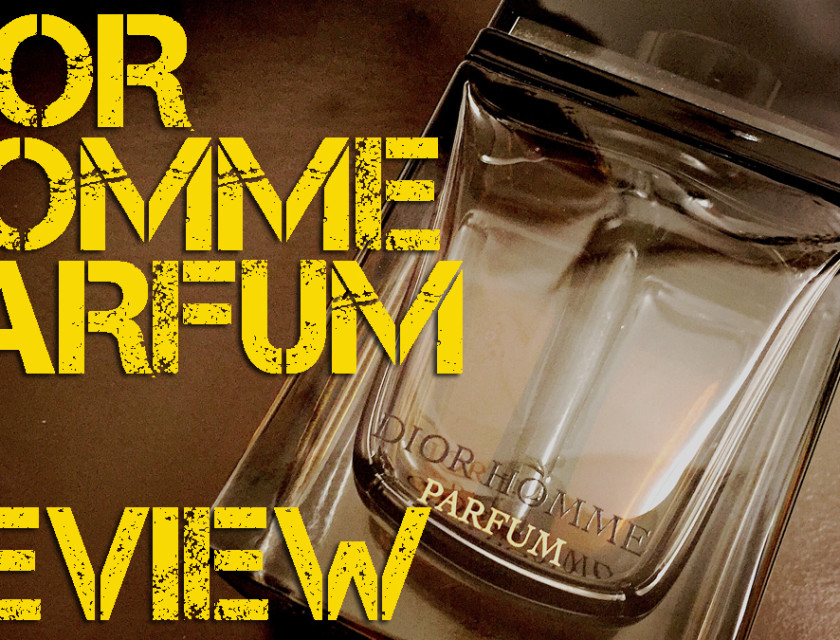 Dior Homme Parfum Fragrance Review