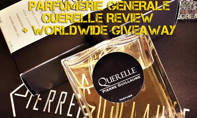 Parfumerie Generale Qurelle Review