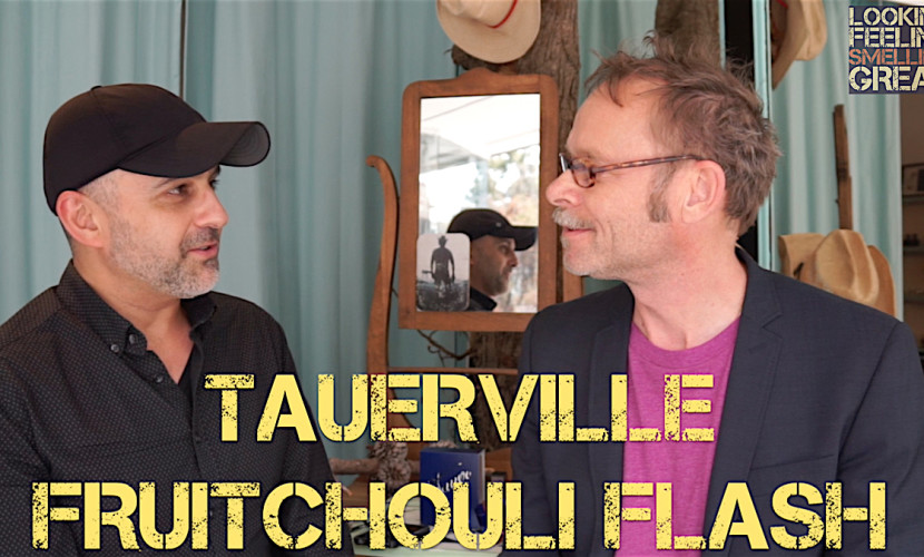 Tauerville Fruitchouli Flash Discussion & Review with Andy Tauer Of Tauer Perfumes