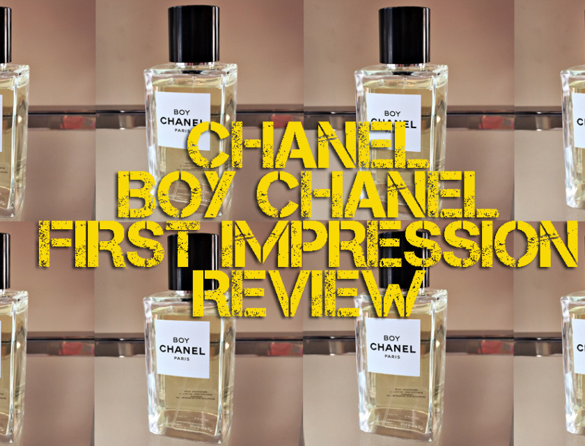 Boy Chanel Les Exclusifs Review
