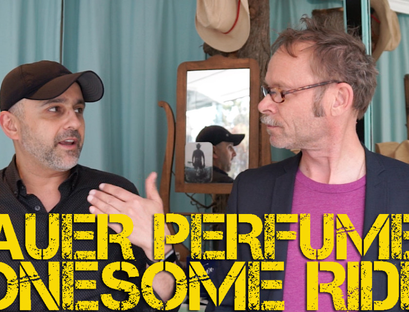 Lonesome Rider by Tauer Perfumes Chat With Andy Tauer