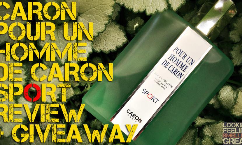 Pour Un Homme De Caron Sport by Caron Review