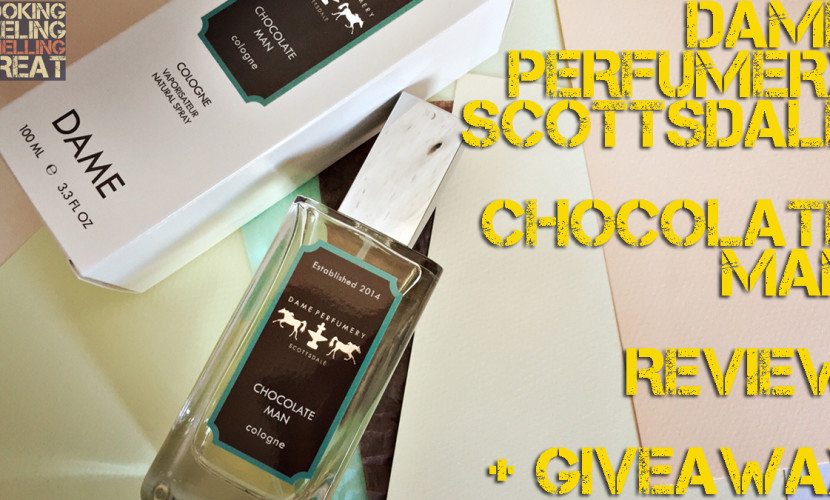 Dame Perfumery Chocolate Man Cologne Review