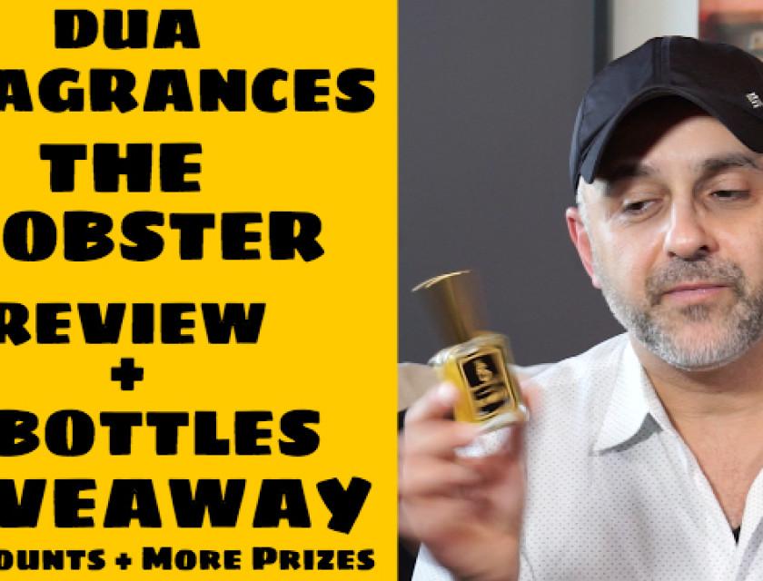 Dua Fragrances The Mobster Review