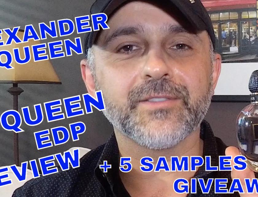 Alexander McQueen McQueen EDP Review