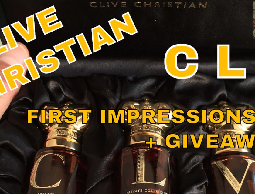 Clive Christian C L V First Impressions