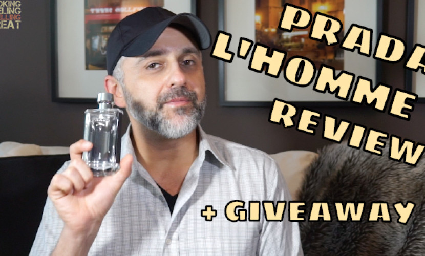 Prada L'Homme Fragrance Review