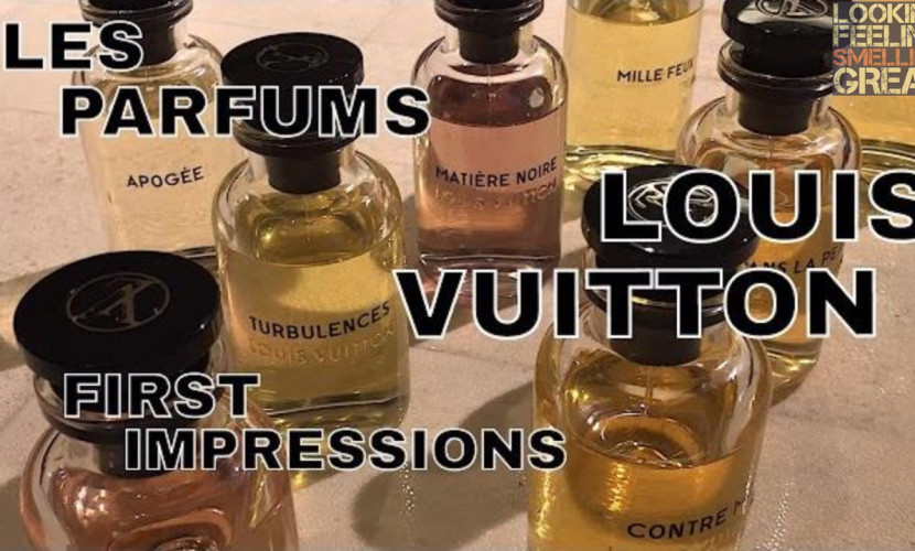 Les Parfums Louis Vuitton First Impressions, Louis Vuitton Perfumes