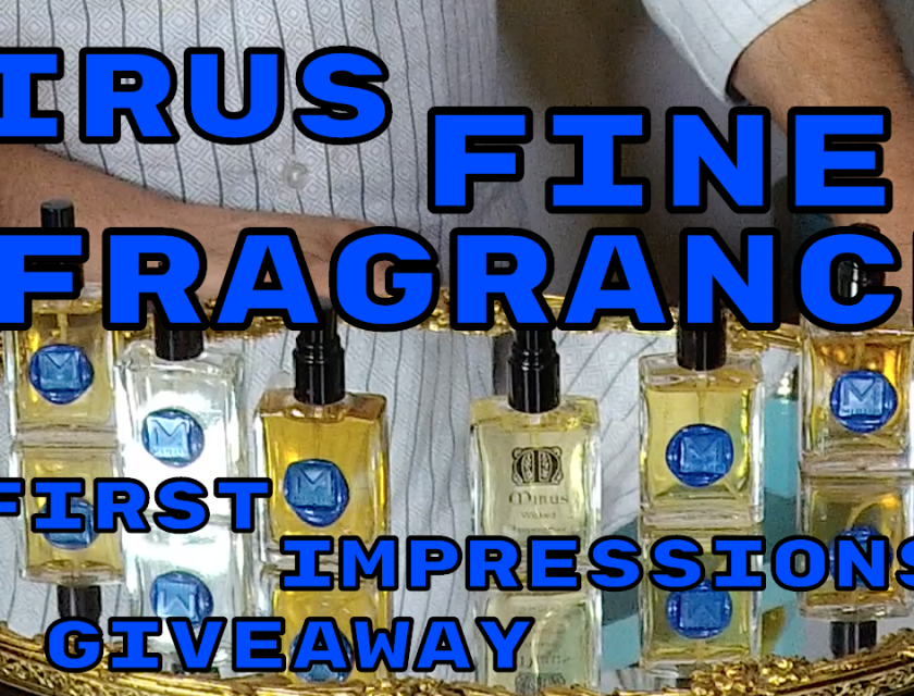 Mirus Fine Fragrance First Impressions