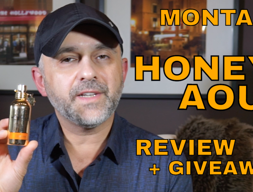 Montale HONEY AOUD Review + Full Bottle USA Giveaway