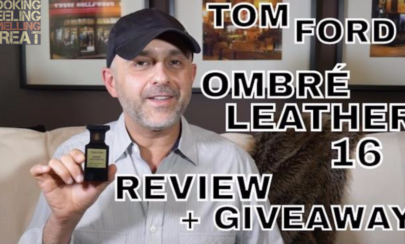 Tom Ford Ombré Leather 16 Review