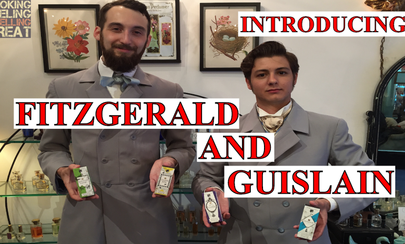 Introducing Fitzgerald And Guislain