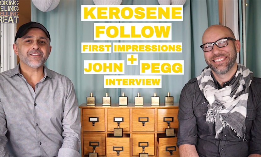 Kerosene Follow First Impressions