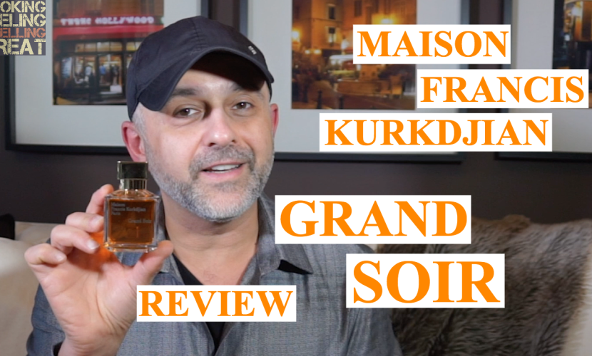 Maison Francis Kurkdjian Grand Soir Review