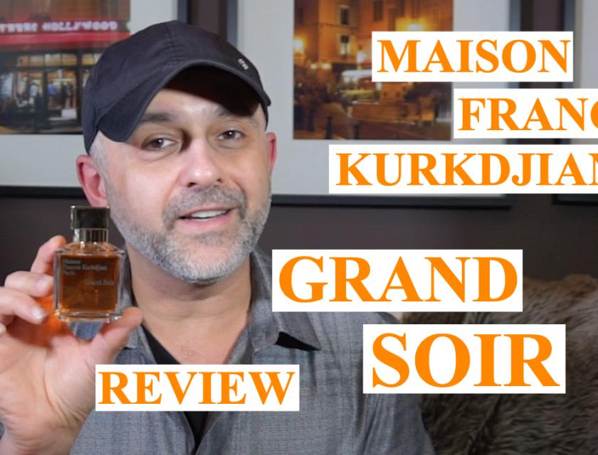 Maison Francis Kurkdjian Grand Soir Review