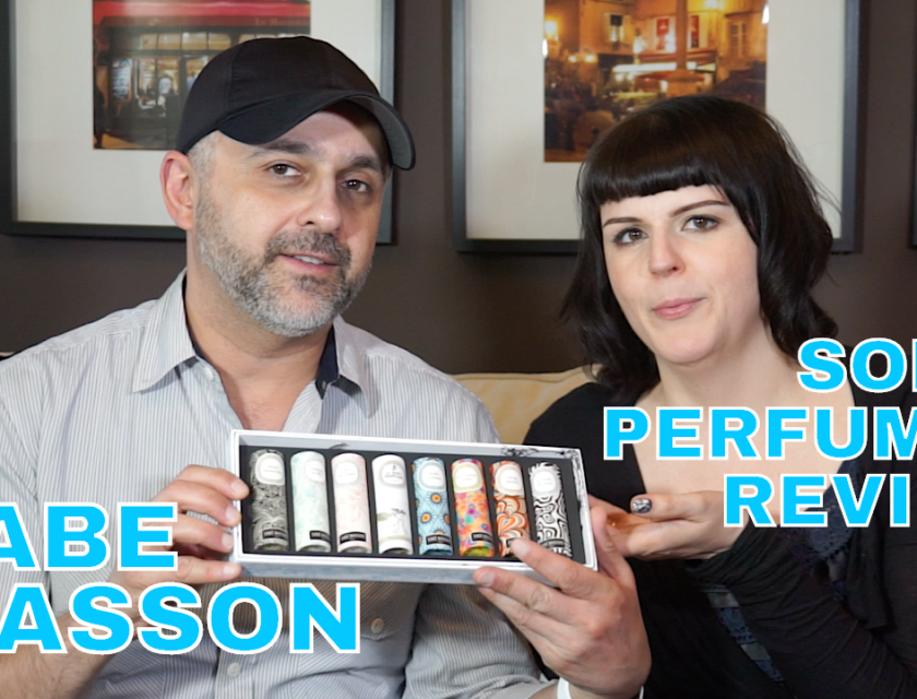 Sabe Masson (Le Soft Perfume) Solid Perfumes Review