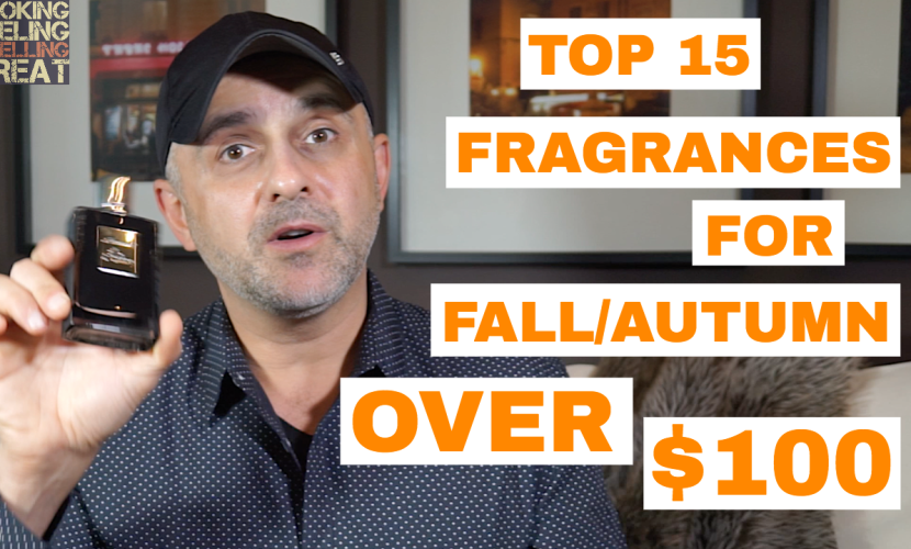 Top 15 Fragrances For Fall/Autumn Over $100