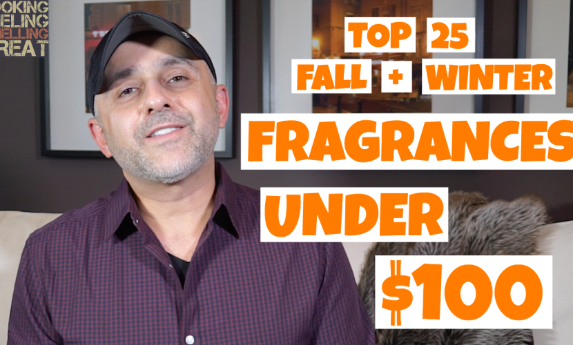 Top 25 Fragrances For Fall + Winter Under $100
