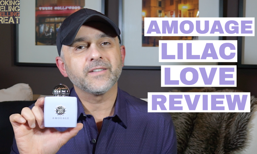 Amouage Lilac Love Review
