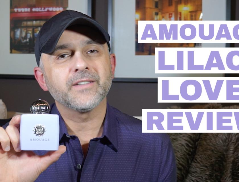Amouage Lilac Love Review