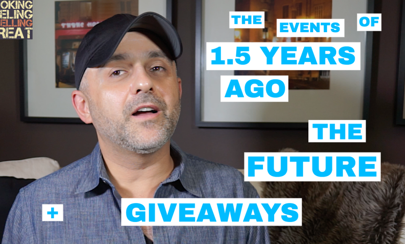 The Events Of 1.5 Years Ago   Future Of This Channel   Giveaway Information You Need