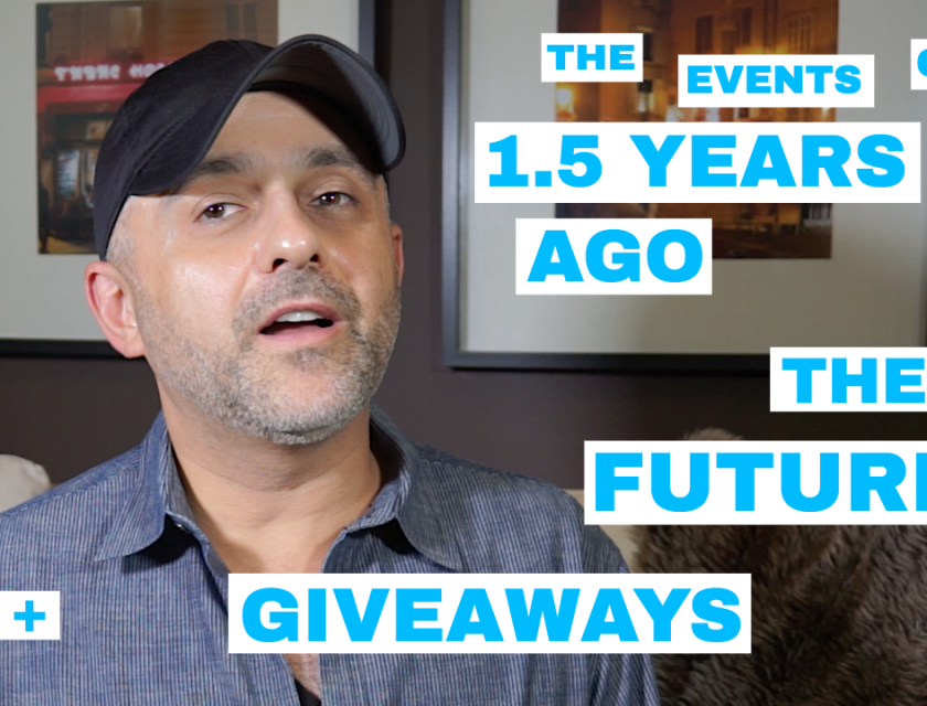 The Events Of 1.5 Years Ago | Future Of This Channel | Giveaway Information You Need
