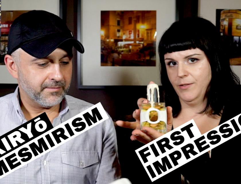 Ikiryo Perfumes Mesmirism First Impressions Review