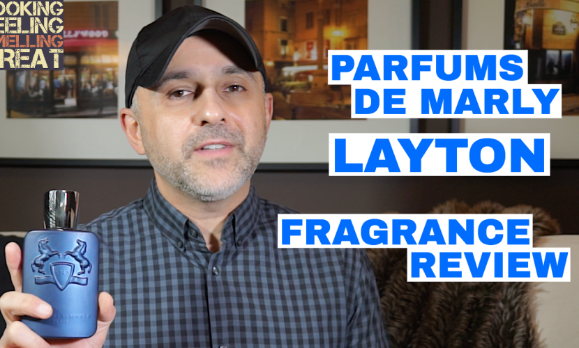 Parfums De Marly LAYTON Review + Full Bottle GIVEAWAY