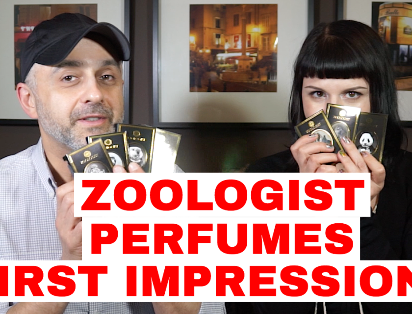 Zoologist Perfumes First Impressions With Kara