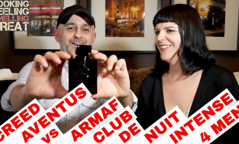 Creed Aventus vs Armaf Club De Nuit Intense For Men