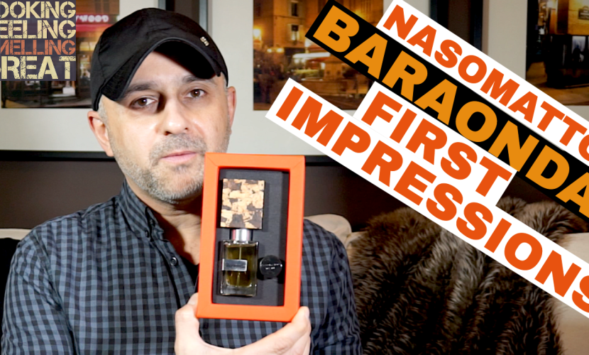 Nasomatto Baraonda First Impressions | FRAGRANCE REVIEW
