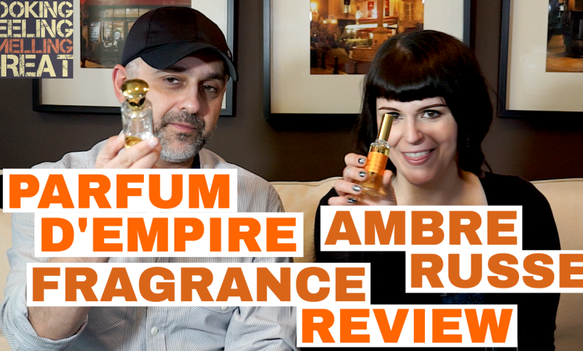 Parfum D'Empire Ambre Russe Review
