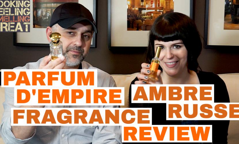 Parfum D'Empire Ambre Russe Review