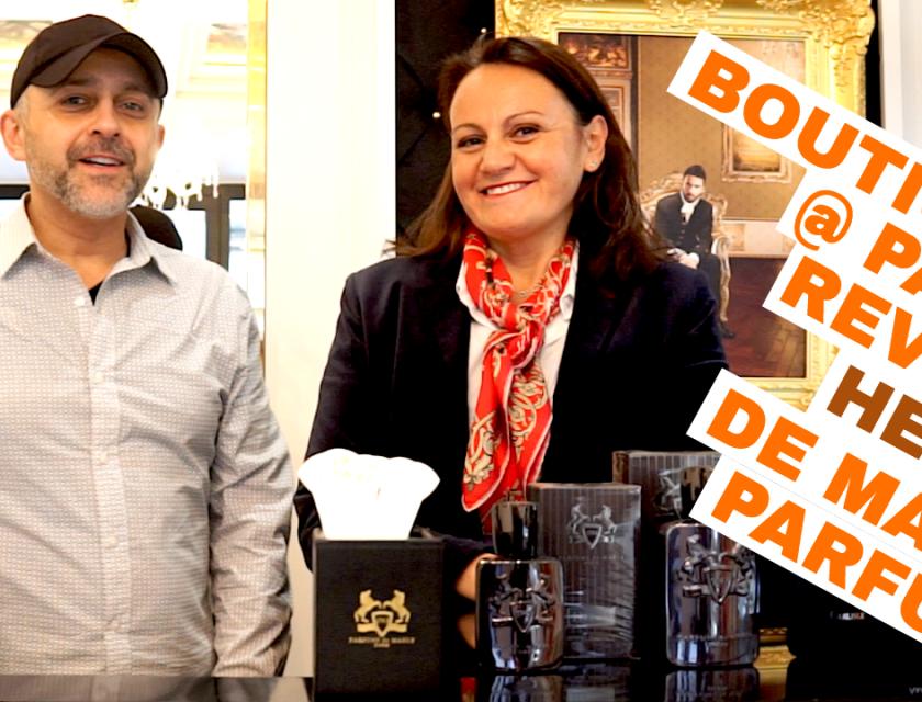 Parfums De Marly Herod Review @ Paris Boutique