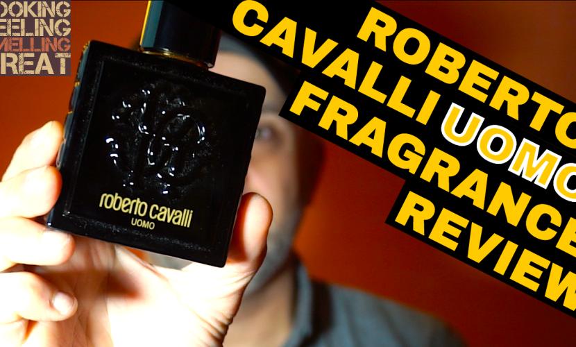 Roberto Cavalli Uomo Review + Giveaway