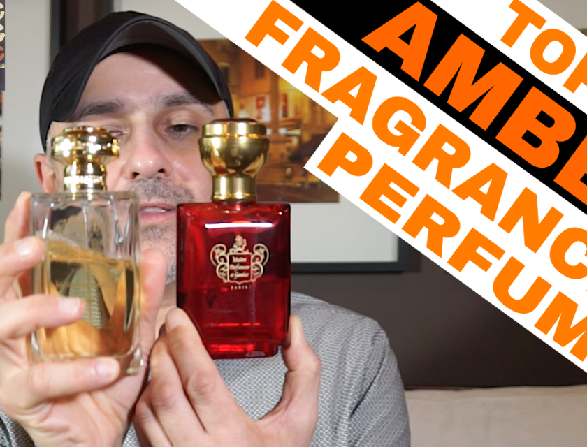 Top 15 Amber Fragrances, Perfumes & Colognes