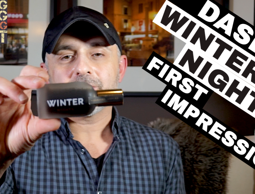 Dasein Winter Nights Fragrance Review