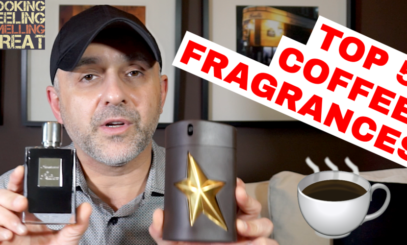 Top 5 Coffee Fragrances, Perfumes, Colognes