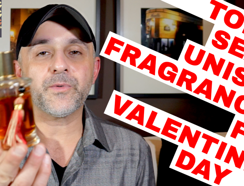Top 5 Sexy Unisex Fragrances For Valentine's Day