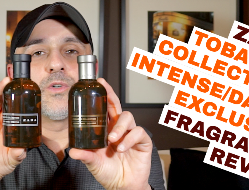 Zara Tobacco Collection Intense/Dark/Exclusive Review 🤔🤔🤔