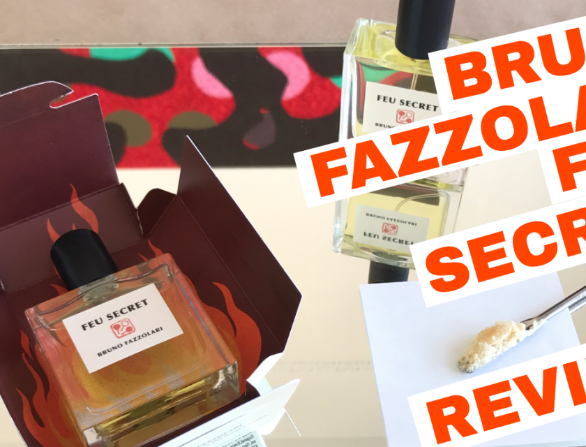 Bruno Fazzolari Feu Secret Review | Iris vs Orris