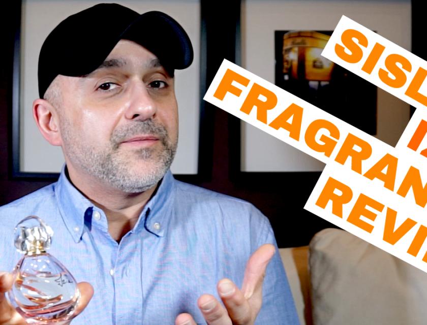 Sisley Izia Fragrance Review