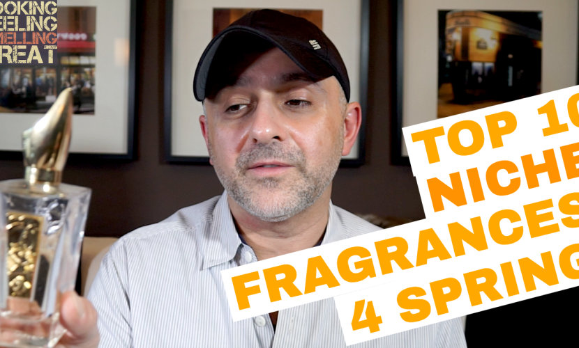 Top 10 Niche Fragrances For Spring