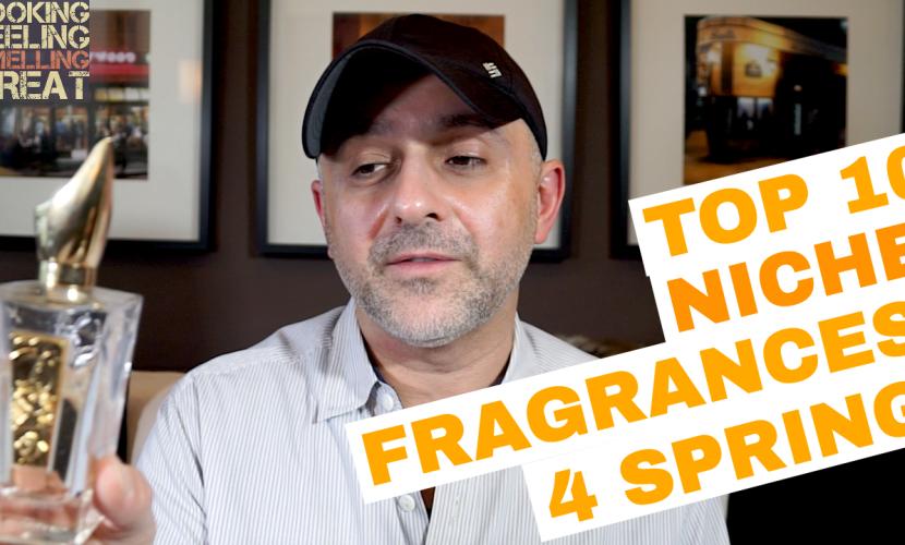 Top 10 Niche Fragrances For Spring