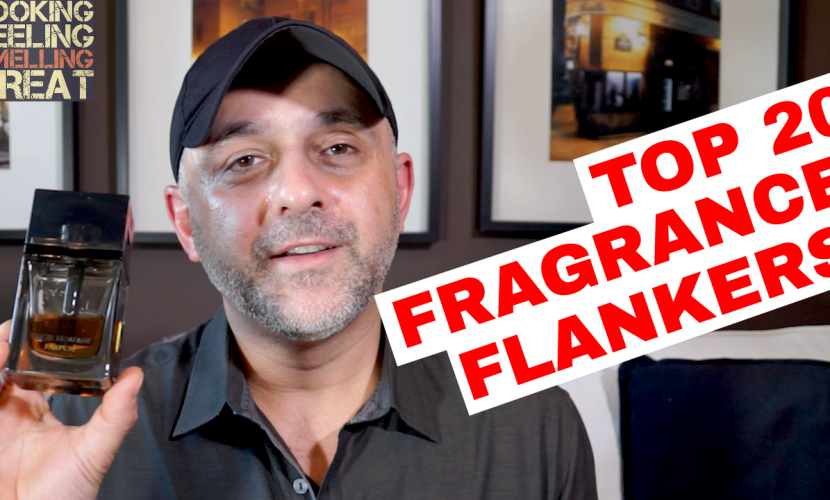 Top 20 Fragrance, Cologne Flankers