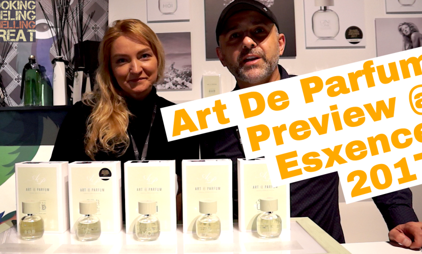 Art De Parfum Perfumes Preview @ Esxence 2017 | Sensual Oud Review
